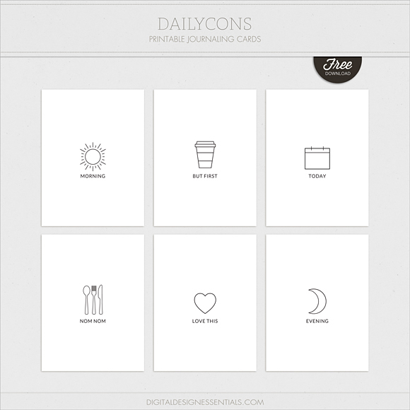 Summer Memories Collection Early Bird Sale + Dailycons JC Freebie | Digital Design Essentials