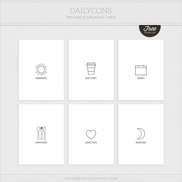 Summer Memories Collection Early Bird Sale + Dailycons JC Freebie | Digital Design Essentials