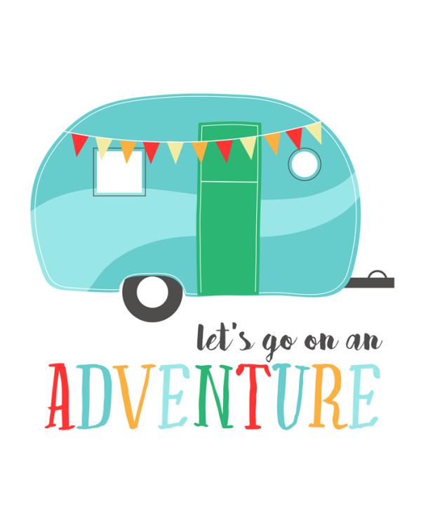 Let S Go On An Adventure Free Printable One Velvet